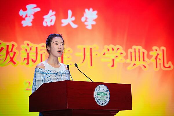 在实现中国梦的伟大实践中,在实现云大梦的历史机遇中实现个人的理想